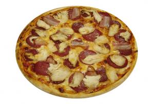 """Пицца """"Четыре мяса"""", 700 гр"""